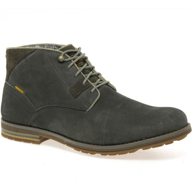 Collins Mid Mens Lace Up Boots