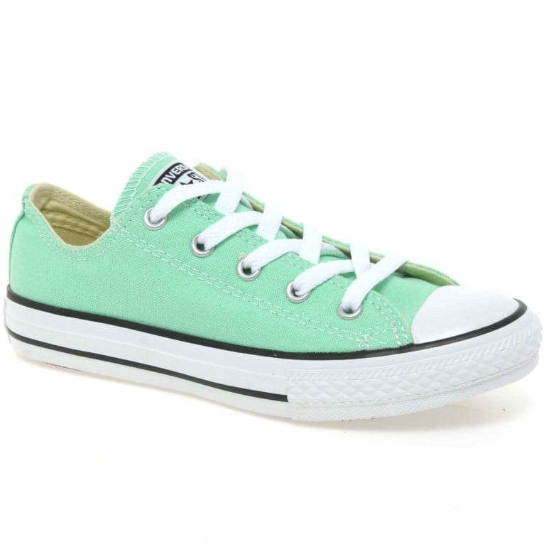 All Star Oxford Youth Girls Canvas Shoes