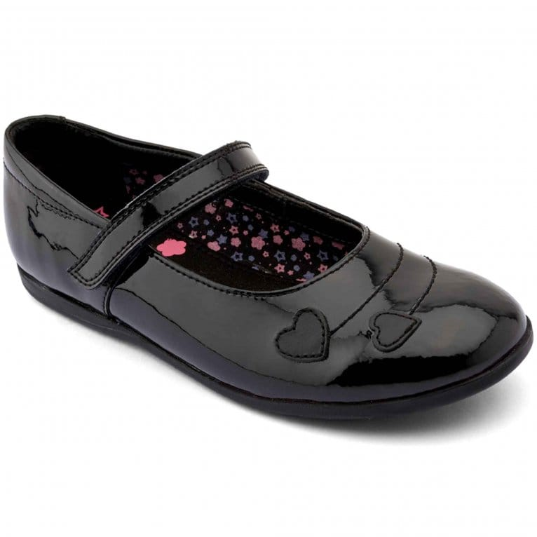 Saskia Girls School Shoes