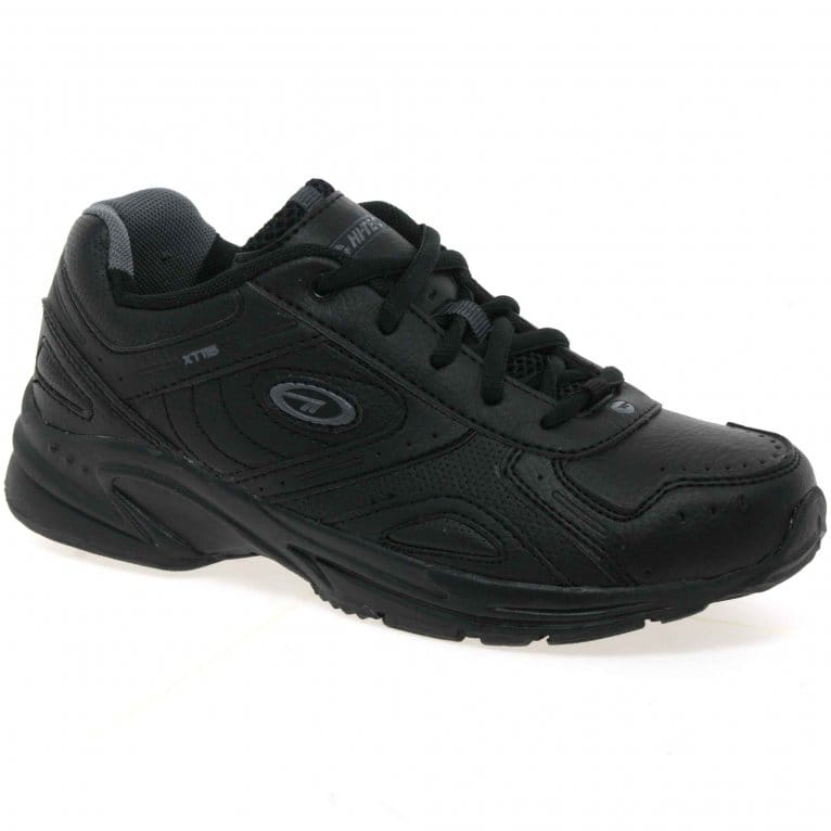 XT115 Junior Boys Lace Up Trainers