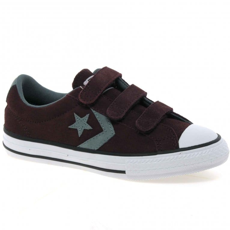 Star Player Velcro Boys Shoes