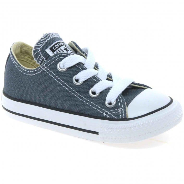 All Star Oxford Infant Boys Shoes