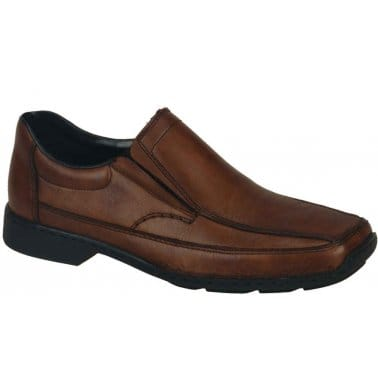 Rieker Luke Mens Formal Slip On Shoes