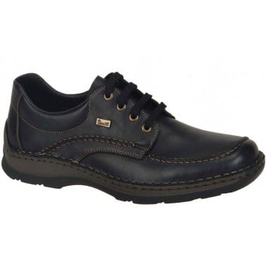 Rieker Anthony Mens Leather Casual Shoe 05312