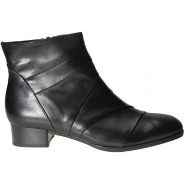 Gabor Heidi Womens Leather Ankle Boots