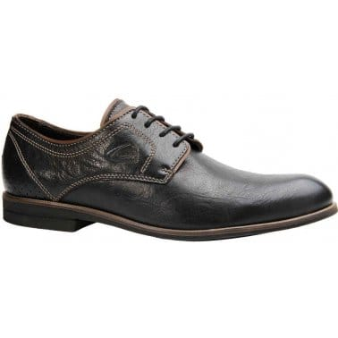 Camel Active North Mens Lace Up Leather Brogues