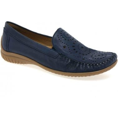 Gabor Florence Womens Casual Leather Moccasins