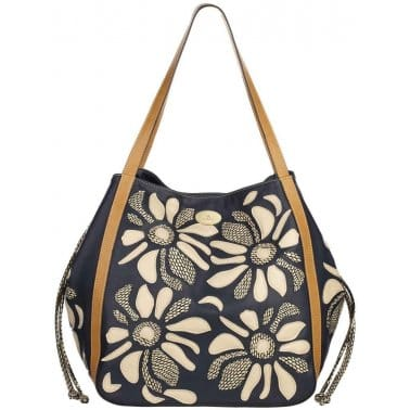 Fiorelli Dreams Womens Flower Print Handbag