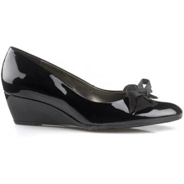 Van Dal Lille Bow Trim Wedges