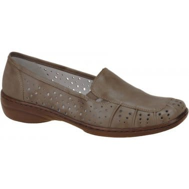 Dixie Leather Womens Casual Shoes