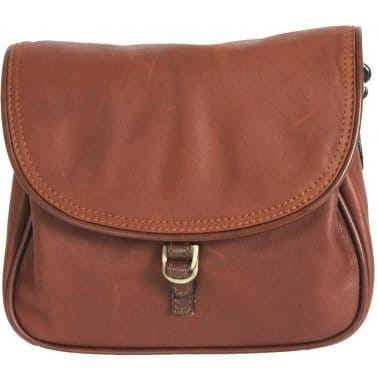 Gianni Conti 586220 Leather Crossover Bag