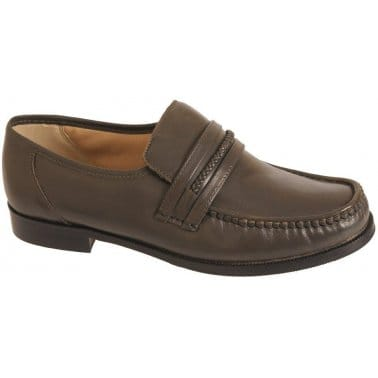 J. E. Robinson Salvador Mens' Formal Slip On