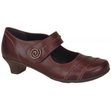 Dorndorf Meena Womens Leather Court Shoes
