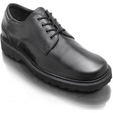 Rockport Northfield Black Leather Mens Shoes