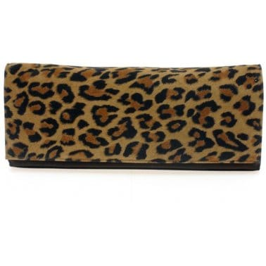 Peter Kaiser Ladies' Leopard Print Clutch Bag 99421