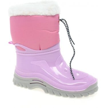 Gardiners Flurry Childrens Waterproof Snow Boots