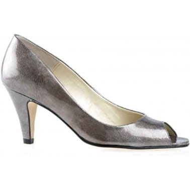 Van Dal Danvers Peep Toe Court Shoes