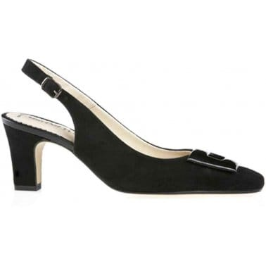 Van Dal Kingstown Buckle Trim Court Shoes