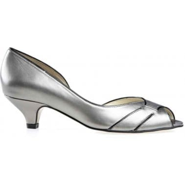 Van Dal Westport Peep Toe Heeled Court Shoes