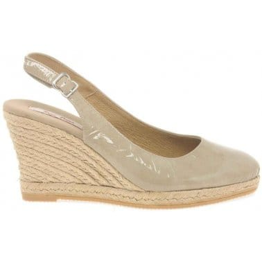Toni Pons Brasil Ladies Wedge Heel Espadrilles