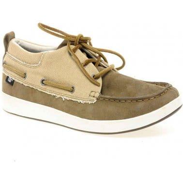 CAT Alec Brown Mens Deck Shoes