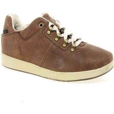CAT Roarke Lo Brown Casual Mens Shoes