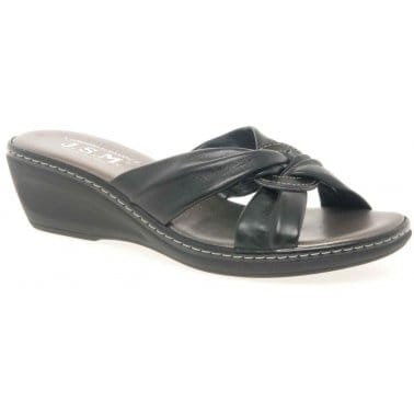 Jessica Rose Ladies Mules