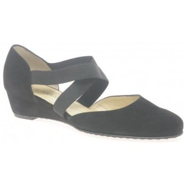 Peter Kaiser Jaila Suede Womens Flat Shoes