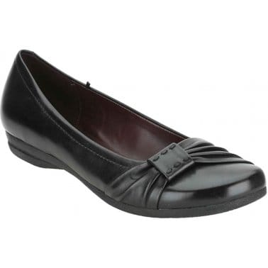 Clarks Discovery Bay Smart Ladies Pumps