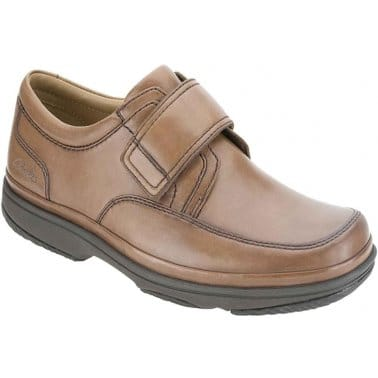 Swift Turn Mens Brown Caual Shoes