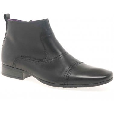 Azor Faraway Leather Mens Formal Boots
