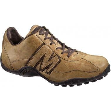 Merrell Sprint Blast Mens Leather Lace Up Sports Shoes