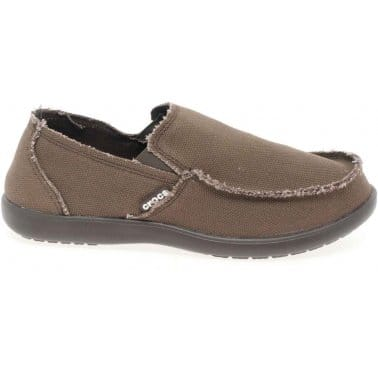Crocs Santa Cruz Mens Slip On Loafers