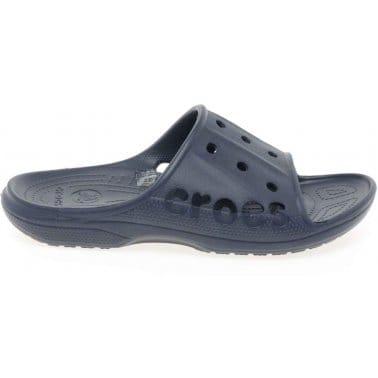 Crocs Baya Summer Slide Mens Flip Flops