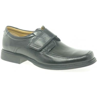 Hoist Roll Mens Formal Velcro Fastening Shoes