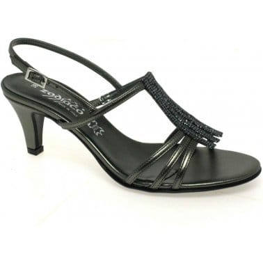 Zodiaco Luigi II Ladies Buckle Fastening Sandals