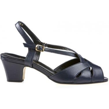 Libby II Wide Fit Court Shoes