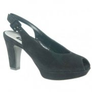Paul Green Sling Back Peep Toe Ladies Shoes