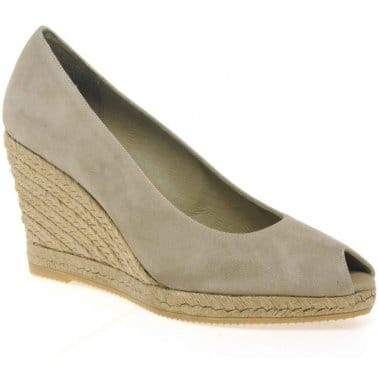 Toni Pons Bluma Ladies Wedge Heeled Shoes