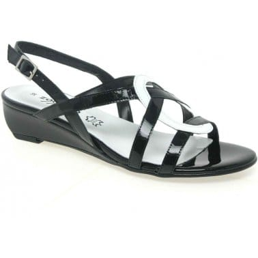 Zodiaco Disc Strappy Summer Sandals