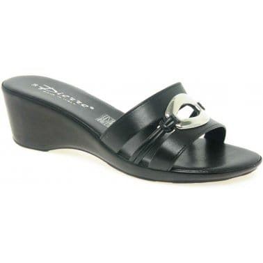 Nuova Disc Ladies' Sandals 8796