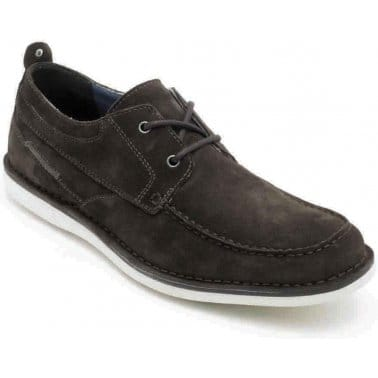 Rockport Eastern Standard Moc Oxford Suede Mens Shoes