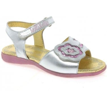 Lelli Kelly Shrimp Velcro Fastening Girls Sandals