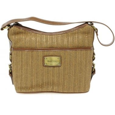 Sirco RB-787 Womens Canvas Shoulder Bag