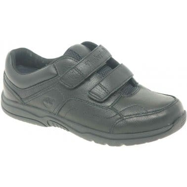 Park St Youth Boys Velcro Fastening Shoes
