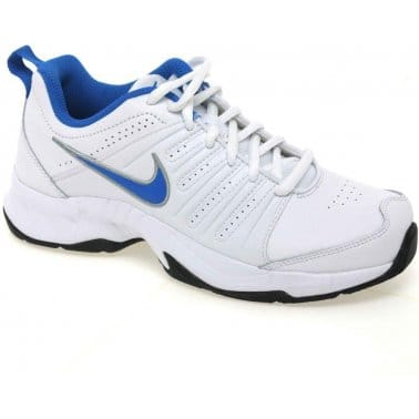 Nike T-Lite Senior Boys Lace Up Sports Shoes