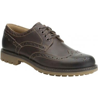 Montacute Wing Mens Lace Up Shoes
