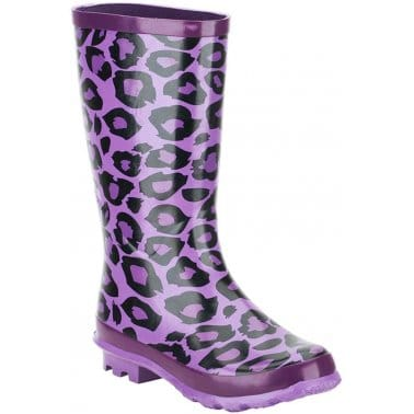 Clarks Jessamine Girls Wellington Boots