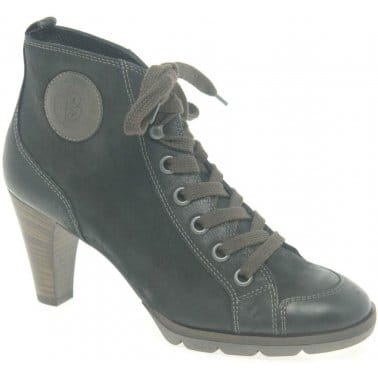 Paul Green Hike Womens Lace Up Ankle Boots