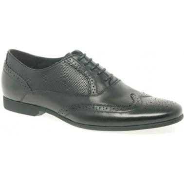 Front Lagoon Mens Lace Up Formal Shoes